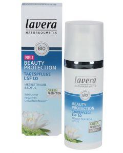 Lavera naturkosmetik beauty protection tagespflege LSF10 50ml