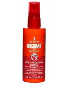 Lee stafford arganoil from morocco ultra hydration lotion 100ml