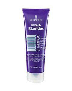 Lee stafford bleach blondes shampoo with pro-blonde 250ml