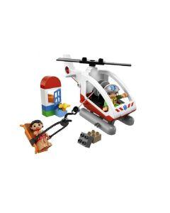 Lego duplo redningshelikopter 5794