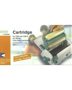 Leitz Cartridge kold laminerings rulle