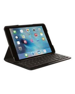 Logitech logi focus keyboard case ipad mini 4 sort nordisk
