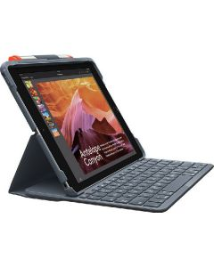 Logitech slim folio ipad nordisk model 920-008623