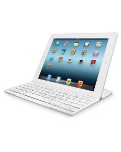 Logitech ultrathin keyboard cover til Ipad Bluetooth hvid