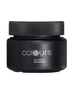 LR colours nail polish remover box 100ml