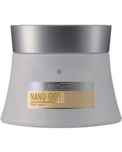 LR zeitgard nanogold night cream 50ml