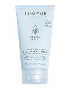 Lumene finland herkkä soothing extra gentle cleansing milk 150ml
