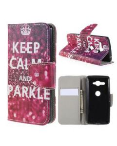 Lux case oneplus 5T keep calm and sparkle