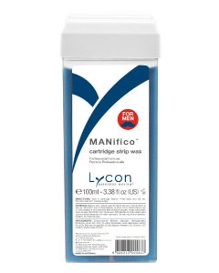 Lycon for men manifico cartridge strip wax 100ml