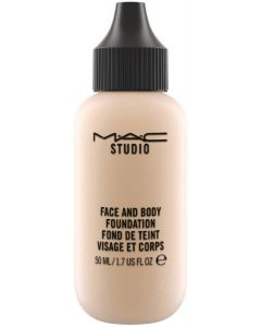 M.A.C studio face and body foundation N2 50ml