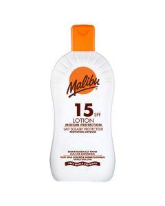 Malibu lait solaire protecteur 15SPF lotion medium 200ml