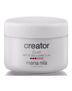 Maria nila stockholm creator clay matte moulding clay 100ml