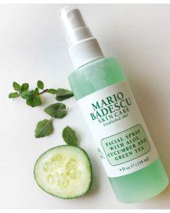 Mario badescu skin care facial spray with aloe cucumber and green tea 59ml