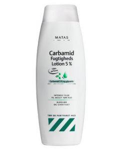Matas carbamid fugtigheds lotion 5% intensiv pleje til meget tør hud 500ml