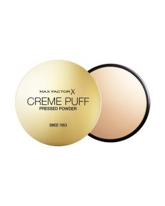 Max factor x creme puff pressed powder 41 medium beige 21g