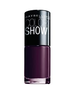 Maybelline new york color show 60 seconds 357 burgundy kiss 6,7ml