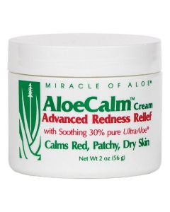 Miracle of aloe aloecalm cream advanced redness relief 56g