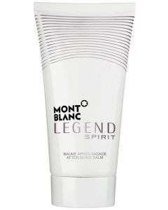 Mont blanc after shave balm legend spirit 150ml