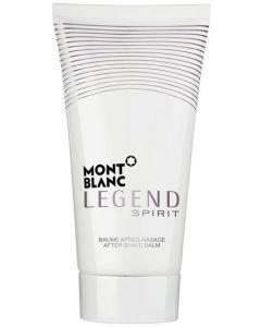 Mont blanc after shave balm legend spirit 150ml