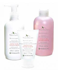 NouriFusion Skin Essentials Package (Normal til tør hud) - Pakke med 3 produkter