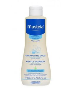 Mustela gentle shampoo delicate hair 500ml