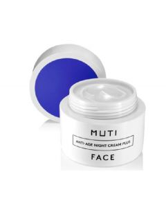 Muti face anti-age night cream plus 50ml