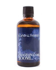 Mystic moments fragrance oil sandalwood 100ml