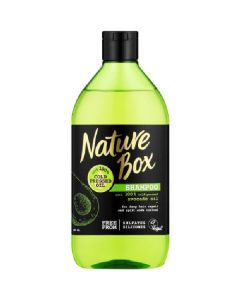 Nature box shampoo with 100% cold-pressed avocado oil 385ml