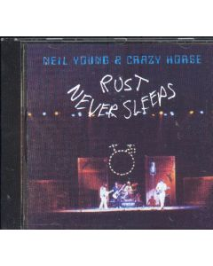 Cd Neil Young & Crazy horse - Rust never sleeps