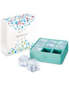 Nespresso ice cube tray silicone