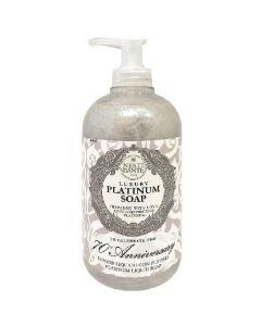 Nesti dante luxury platinum soap limited edition to celebrate the 70 anniversary 500ml