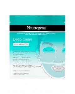 Neutrogena deep clean 100% hydrogel mask 30ml