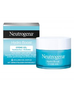 Neutrogena hydro boost creme gel trockene haut 50ml