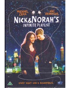 Dvdfilm Nick & Norah's Infinite Playlist