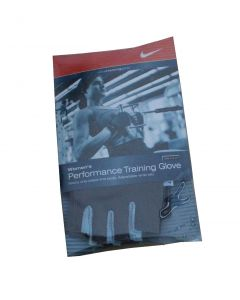 Nike women's performance training glove i grå str medium