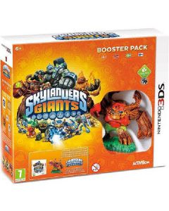 Nintendo 3DS booster pack skylanders giants