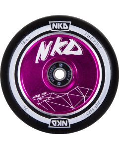NKD metal pro wheel 100mm pink