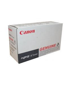 Canon NPG-4 toner sort