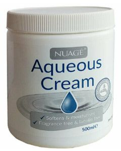 Nuagé aqueous cream 500ml
