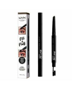 NYX fill & fluff eyebrow pomade pencil FFEP05 ash brown 0,2g