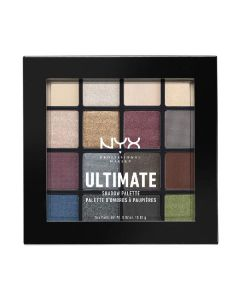 NYX ultimate shadow palette USP01 smokey & highlight