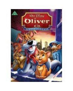 Dvdfilm Oliver & Co (Special Udgave)