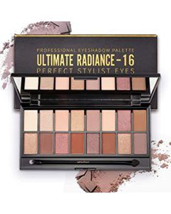 Onlyoily professional eyeshadow palette ultimate radiance-16