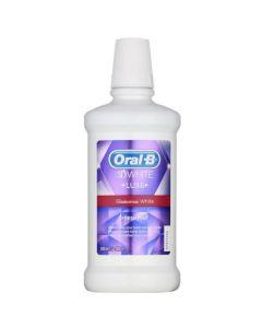Oral-b 3D white luxe fresh mint 500ml
