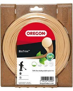 Oregon biotrim 559046 100% oxo-biodegradable nylon line 2,0mm 15m