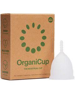 Organicup the menstrual cup size mini