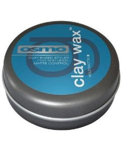 Osmo grooming clay wax hold factor 3 25ml