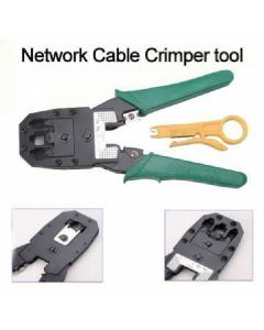 Ou bao tool RJ45 crimping tool & cutters & strippers for 4, 6, 8 poles