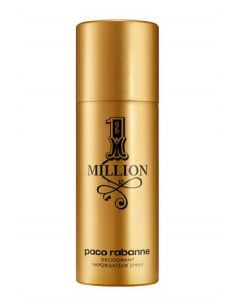 Paco rabanne 1 million natural spray deodorant 150ml