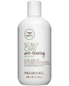 Paul mitchell scalp care anti-thinning shampoo tea tree 300ml